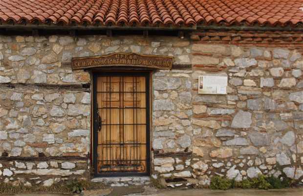 Iglesia de Santa Constantina y Santa Helena