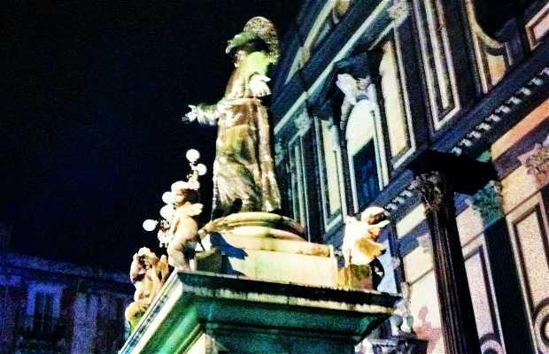 Plaza de San Gaetano