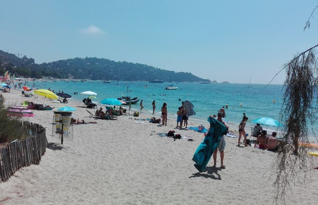 Cap Nègre Beach