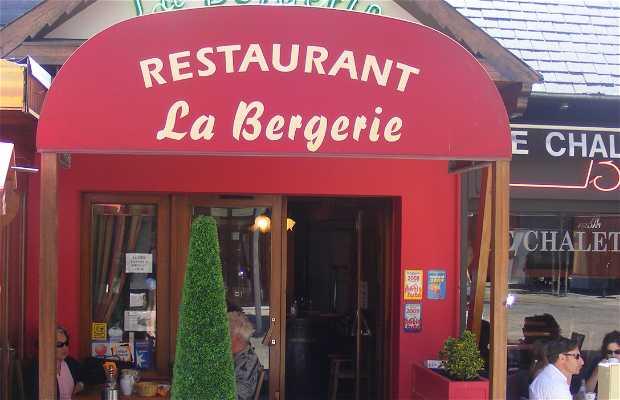 Restaurante La bergerie