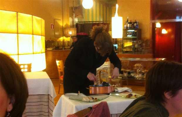 Restaurant Lillas Pastia