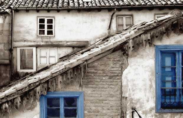 La casa de la señora Socorro