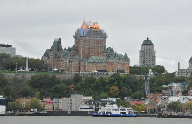 Cruise to see Quebec