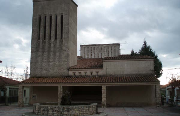 Fábrica de cemento abandonada