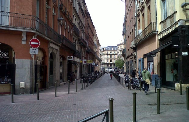 Calle Marchands