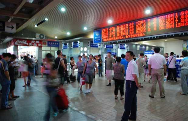 Shanghai South Station