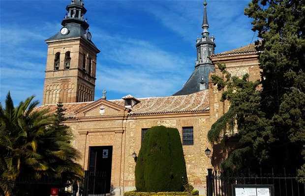 Iglesia parroquial de Nª Sª de la Asunción