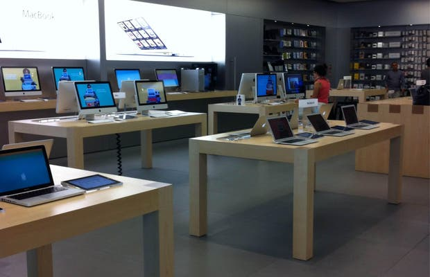 Apple Store, Gran Plaza 2