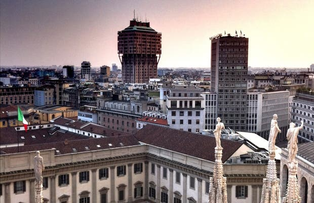 Terraços do Duomo