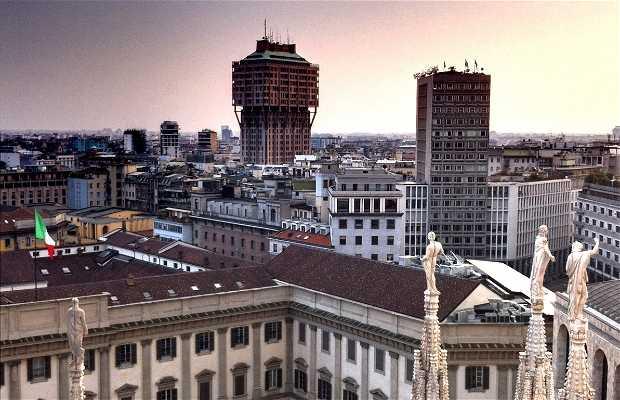 Terrasses de la Cathédrale