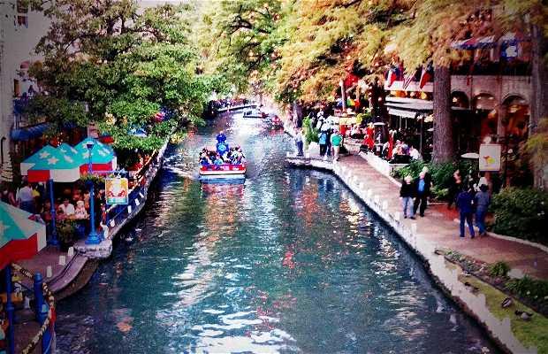 Rivière San Antonio