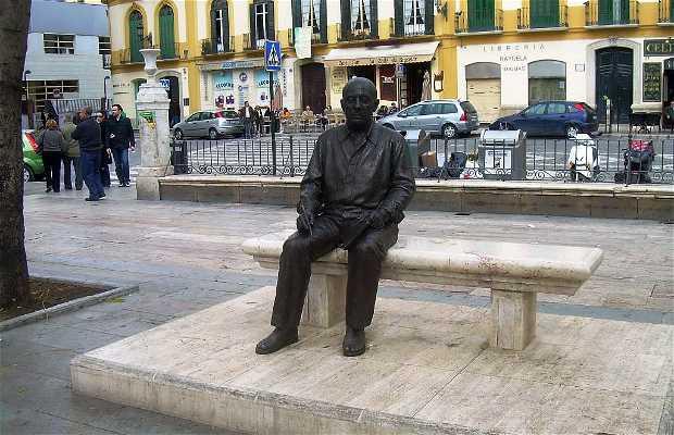 Pablo Ruíz Picasso & Plaza de la Merced