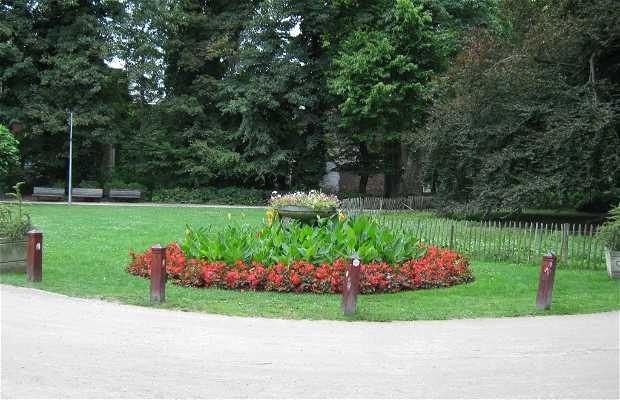 Parque De Kruidtun