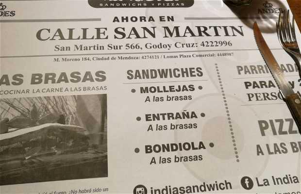 Restaurante La India