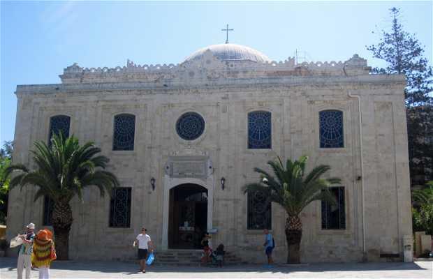 Iglesia de AgiosTitos