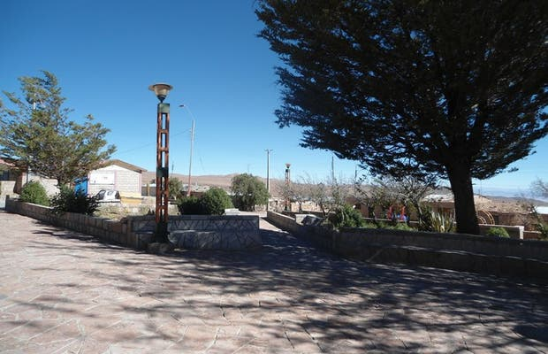 Plaza de Socaire
