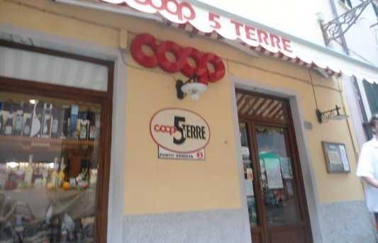 Coop 5 Terre