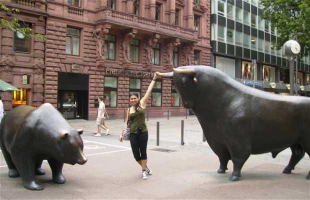 L'orso ed il Toro