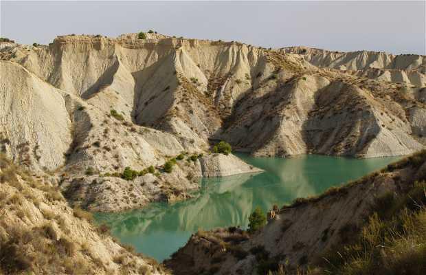 Ravins de Gebas