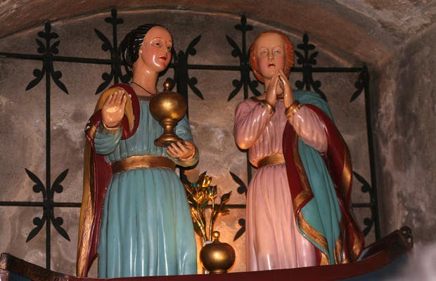 Cripta Saintes Maries de la Mer