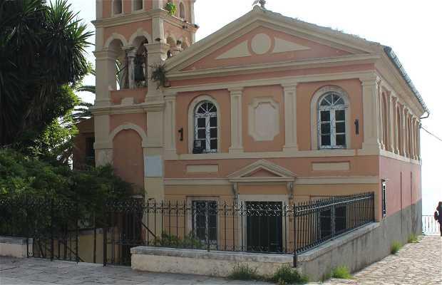 Igreja Panagia Mandrakina