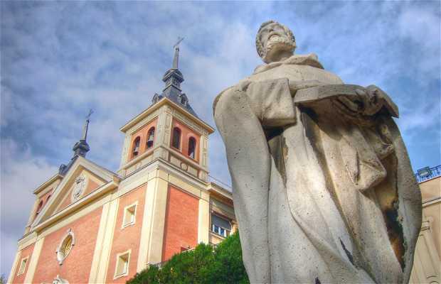 Basilique Notre Dame d'Atocha