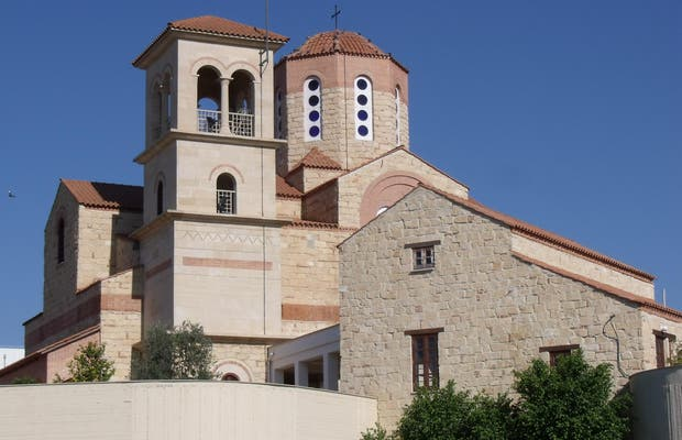 Iglesia Ortodoxa Agia Anargiry