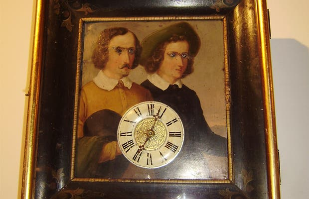 Exposición La Medida del Tiempo