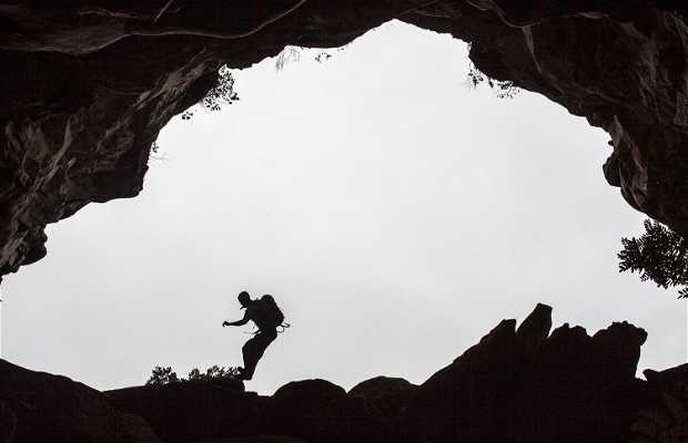 Cuevas de Morro do Castelo