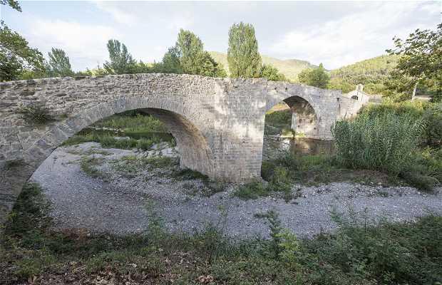 Pont Vell y Ermita de Sant Andreu