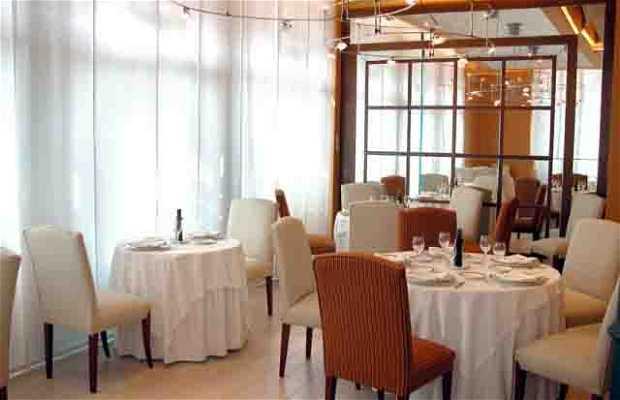 Restaurant Egaña Oriza