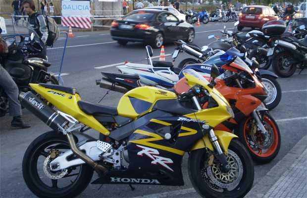 Concentración Internacional Motos