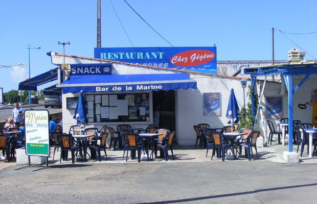 Chez Gégéne