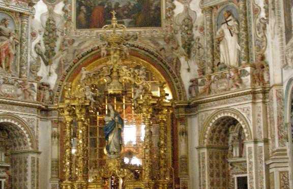 Monastero La Cartuja