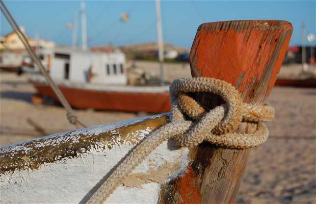 Playa de Punta del Diablo