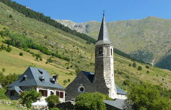 Le Sanctuaire de Montgarri