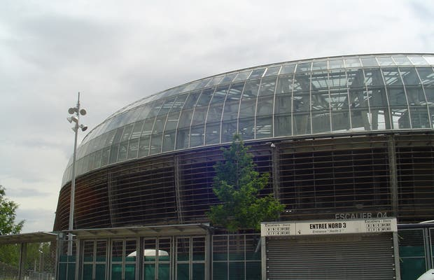 Estadio los Alpes