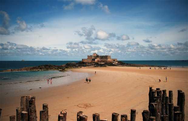 Playa de Saint Malo
