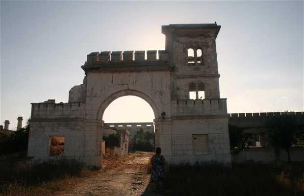 Cuartel de Dar Riffien.