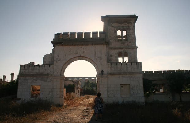 Dar Riffien Headquarter
