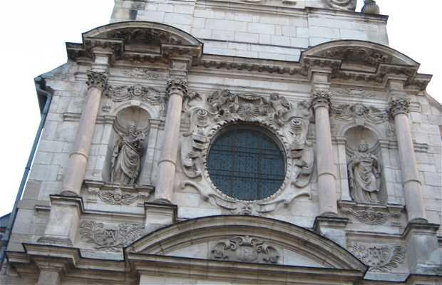 La chapelle des Carmélites