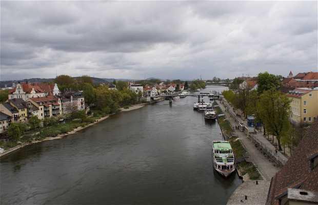 Centro histórico de Ratisbona y Stadtamhof