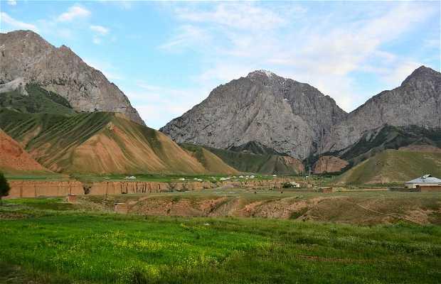 Strada da Kashgar ad Osh