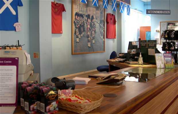 Información y Turismo en Stirling