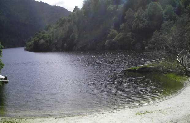 Praia fluvial da Cova