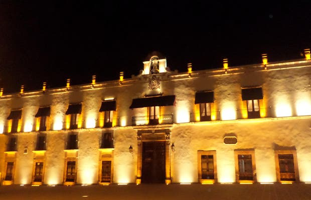 Palacio de Gobierno (Casa de la Corregidora)