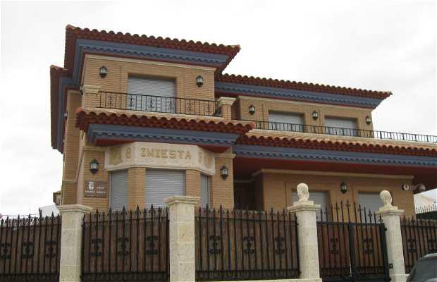 Casa de Andres Iniesta