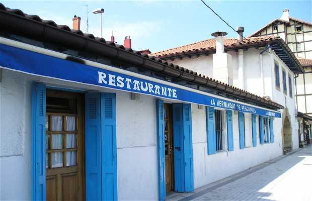La Hermandad de Pescadores Restaurant