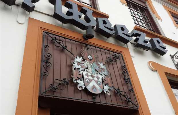 Restaurante - Hotel Alt Weeze