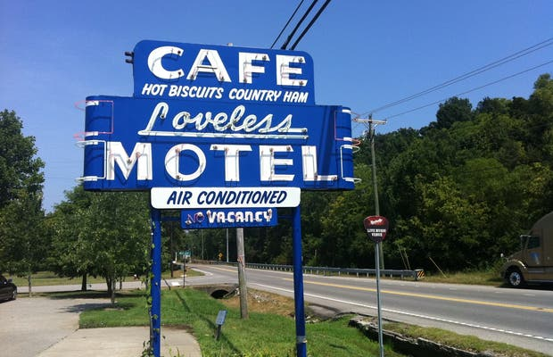 Loveless Motel & Cafe